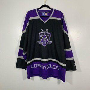 Vintage Starter NHL Los Angeles Kings Jersey